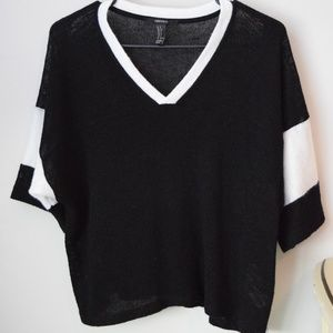 Jersey Style Top